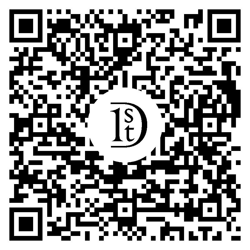 23285bbc2e Gianni Versace Navy Mini Bowler at 1stdibs